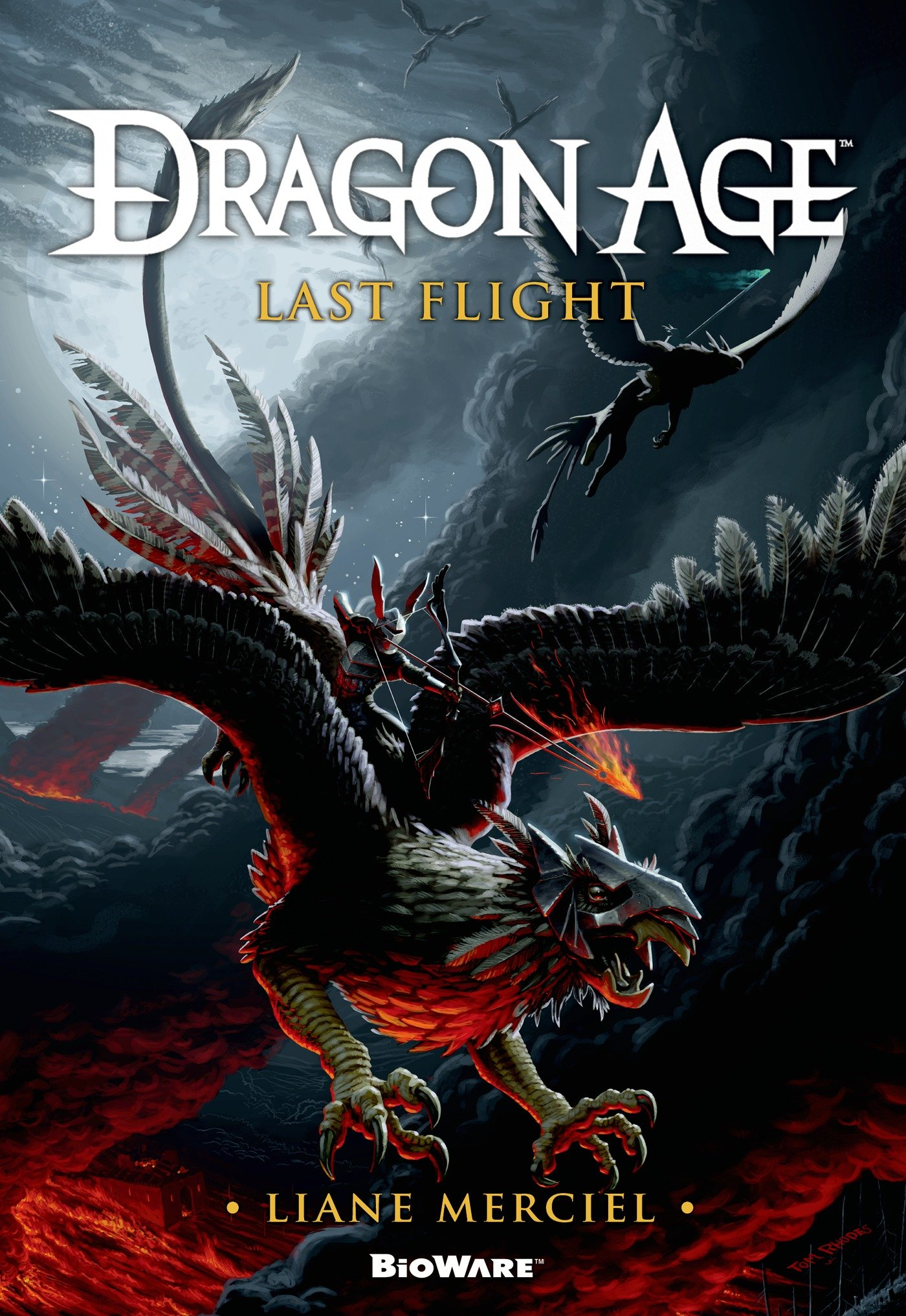 Dragon Age: Last Flight