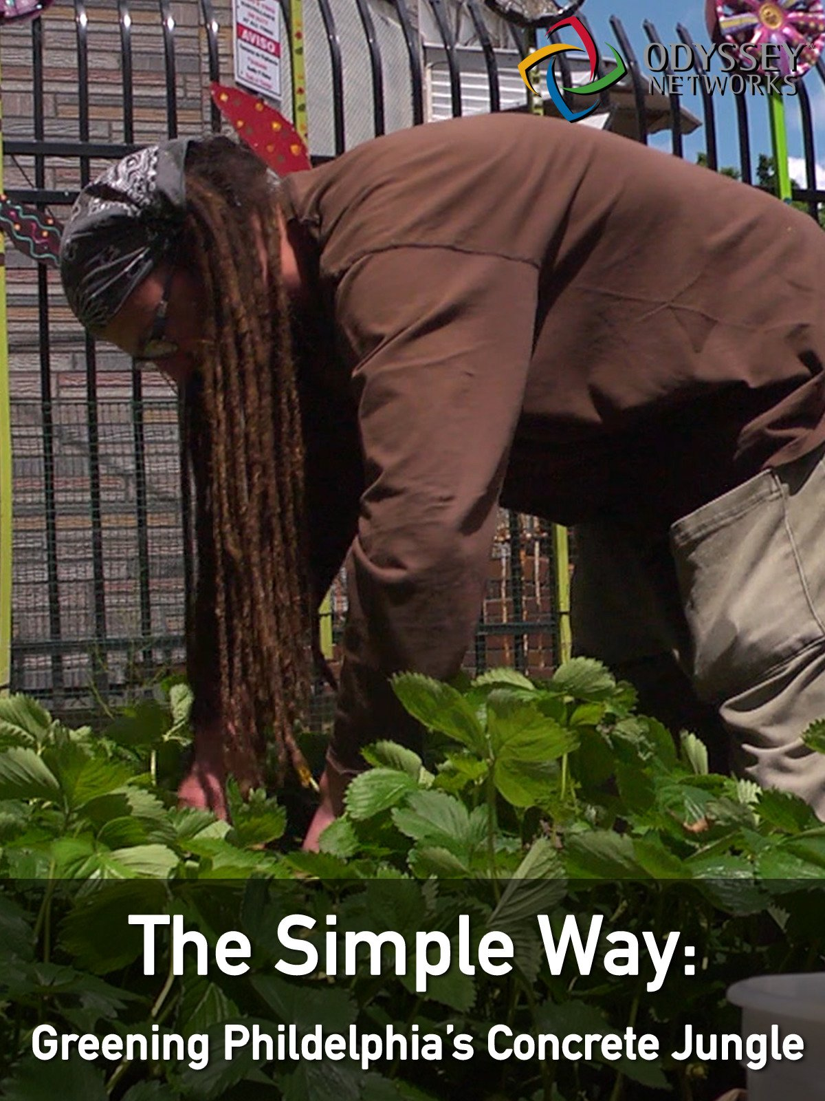 Clip: The Simple Way: The Greening of Philadelphia's Concrete Jungle