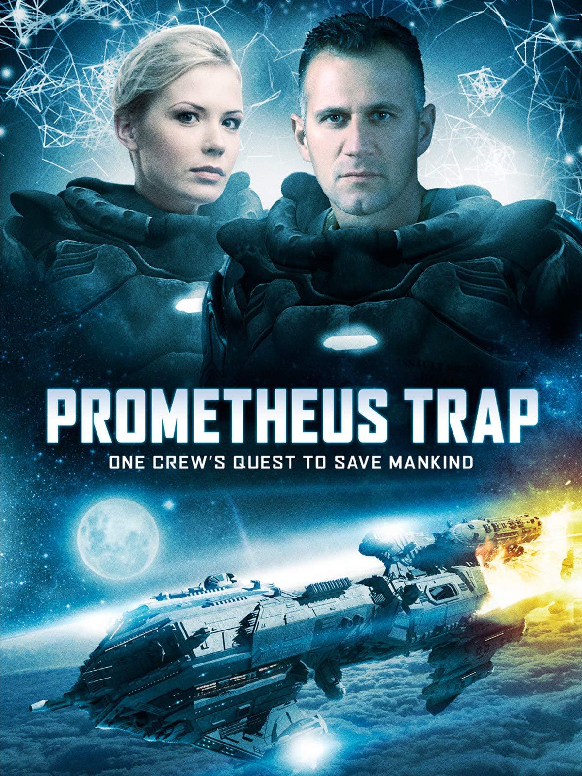 Prometheus Trap on Amazon Prime Video UK