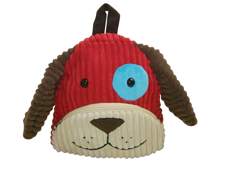 Sassafras CuddlePack Corduroy Backpack, Dog