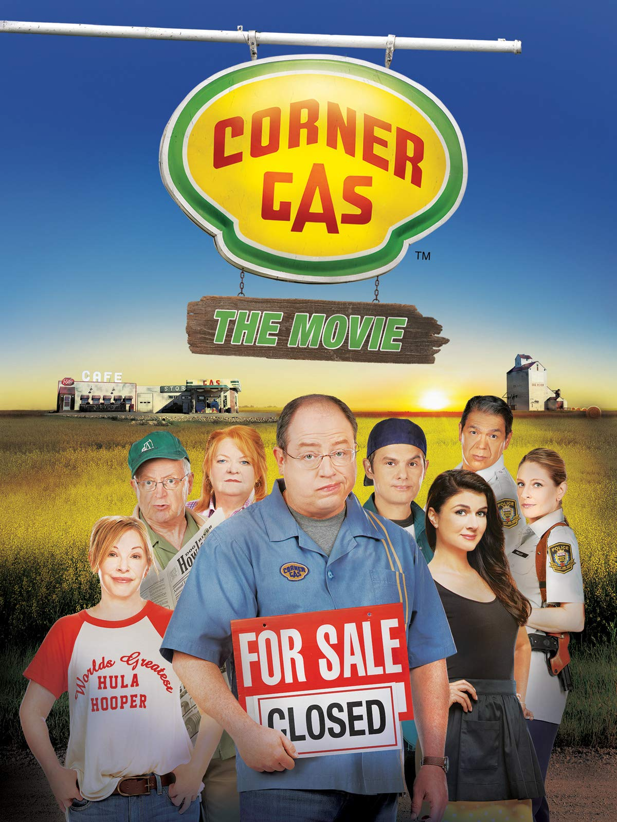 Corner Gas: The Movie on Amazon Prime Instant Video UK