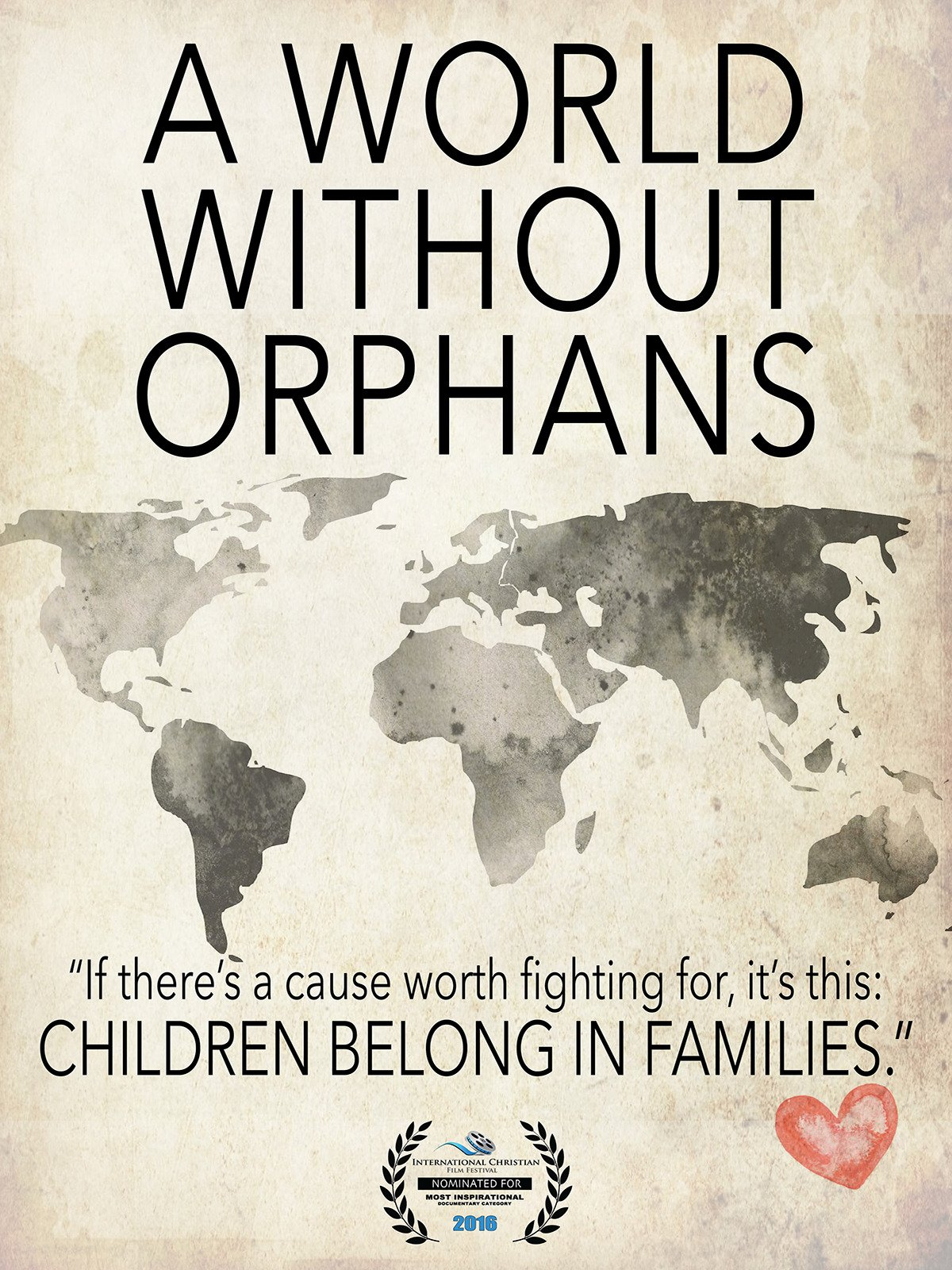A World Without Orphans