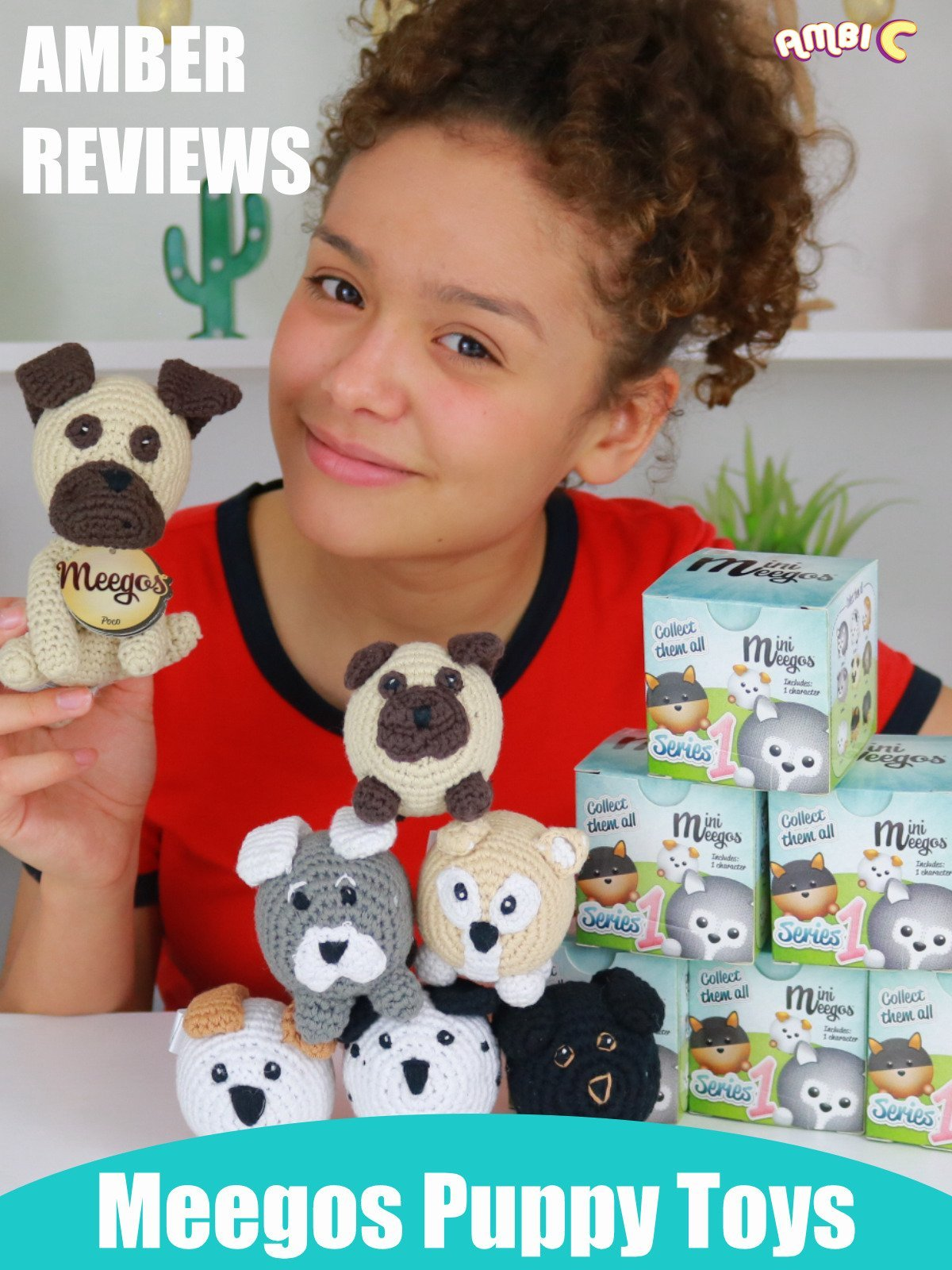 Amber Reviews Meegos Puppy Toys