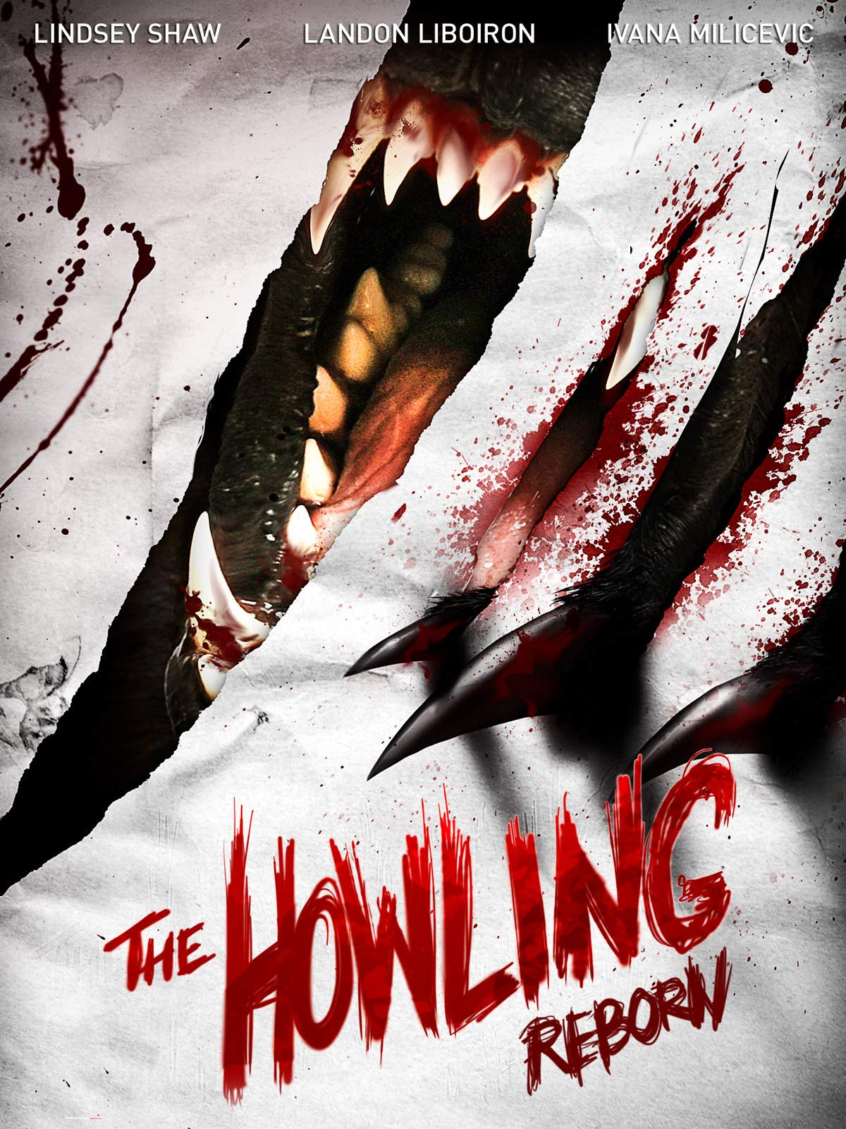 The Howling Reborn on Amazon Prime Instant Video UK