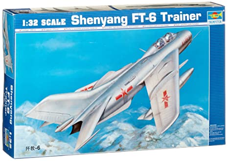 Maquette Shenyang FT-6 Trainer