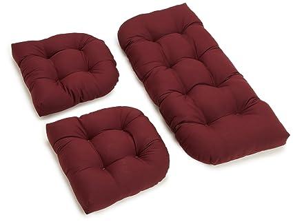 Cushions on Settee Settee Group Cushions