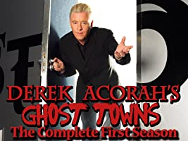 Derek Acorah's Ghost Towns Revealed - The Complete First Season