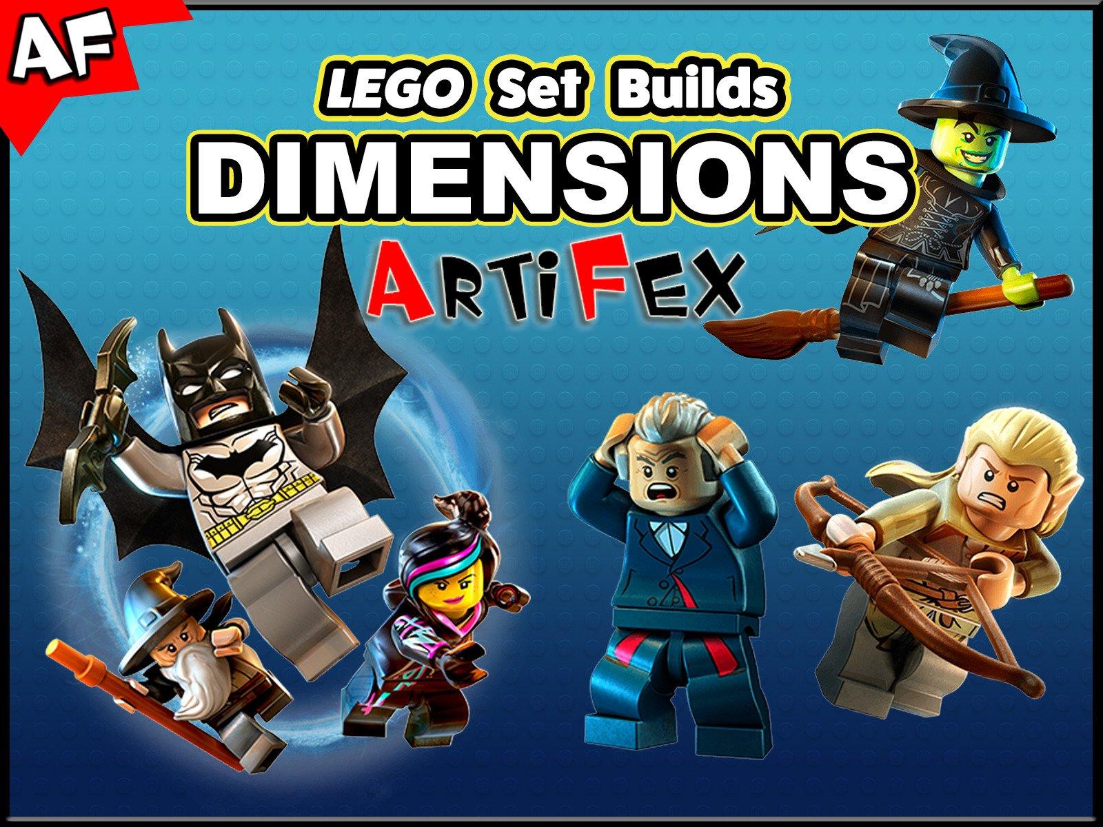 Clip: Lego Set Builds Dimensions - Season 2