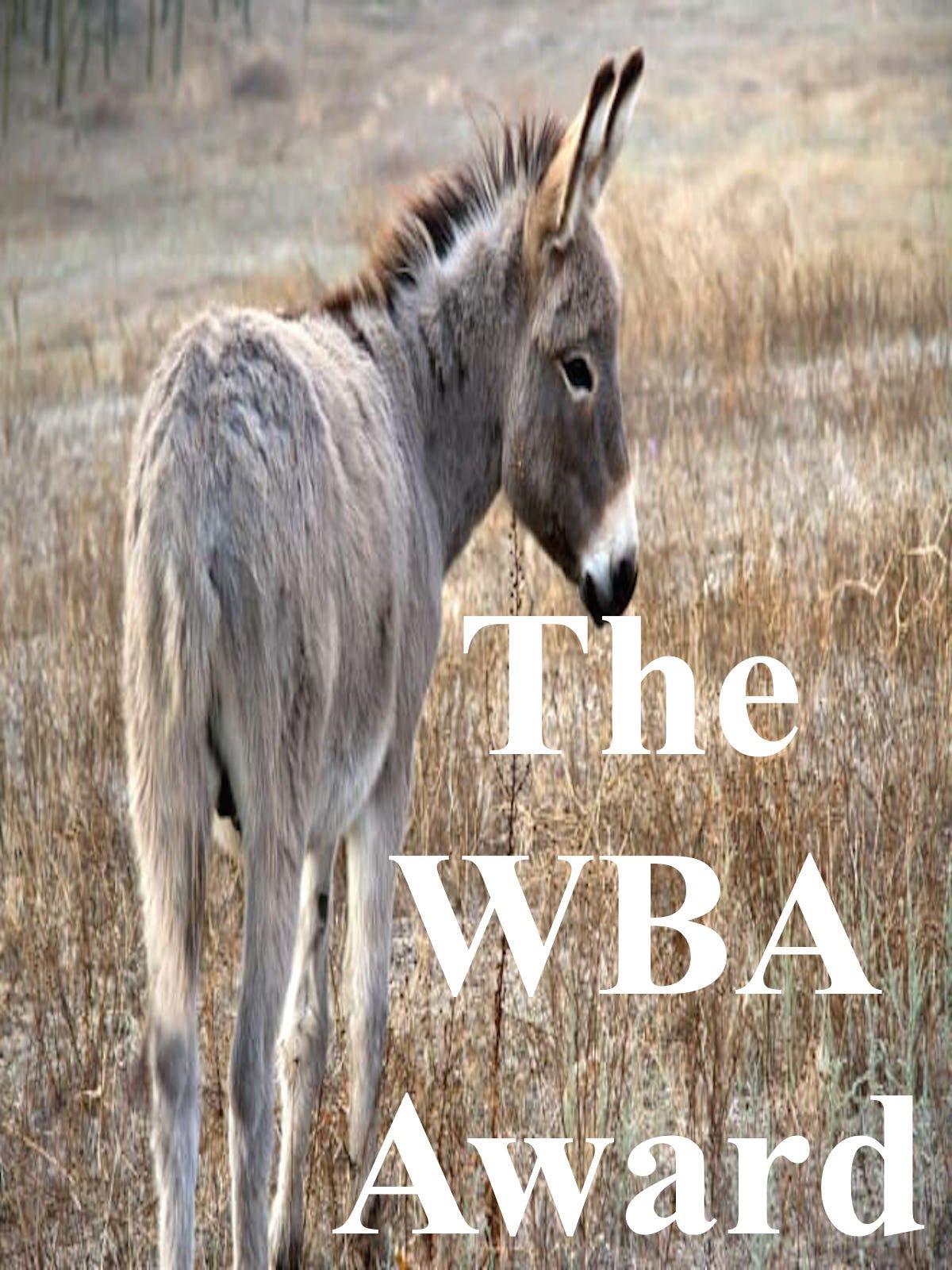 The WBA Award