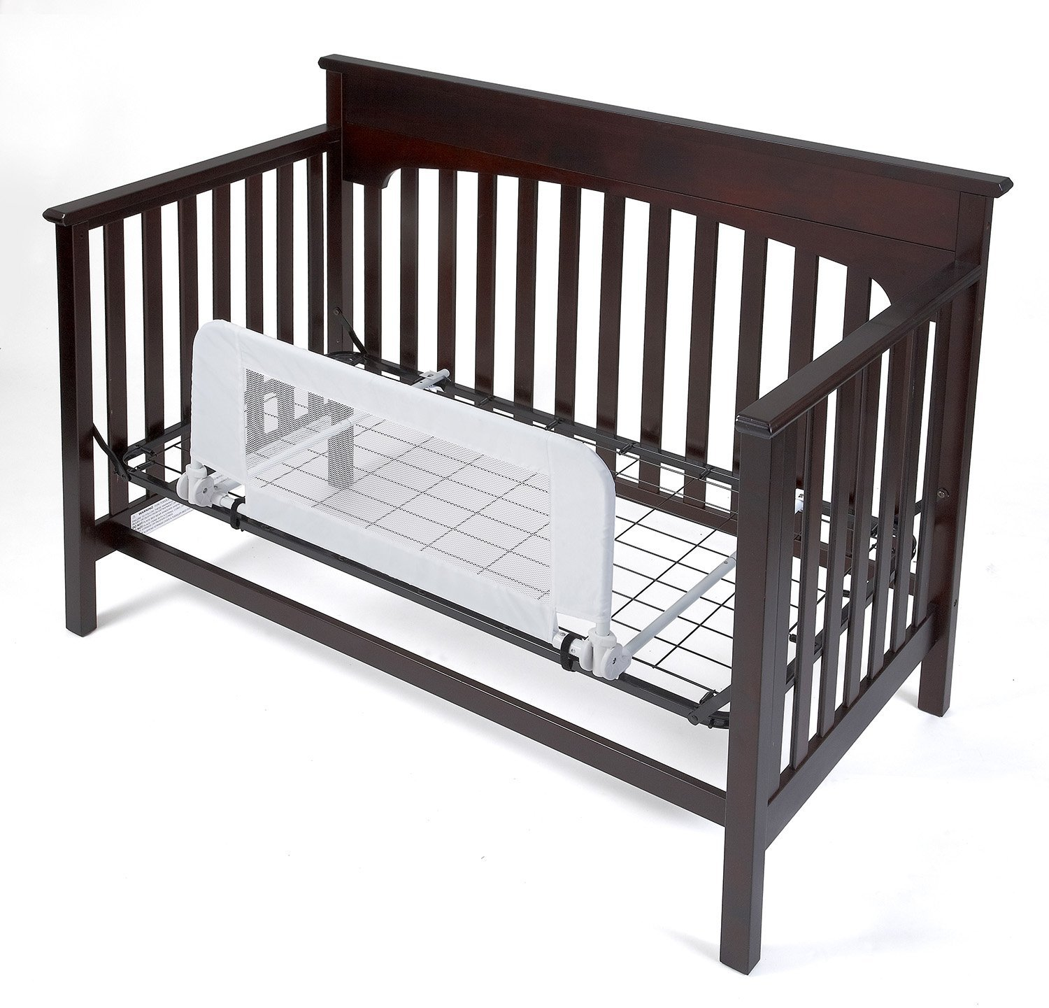 Crib for babies online india - Buy Dexbaby Safe Sleeper Convertible Crib Bed Rail White Online At Low Prices In India Amazon In