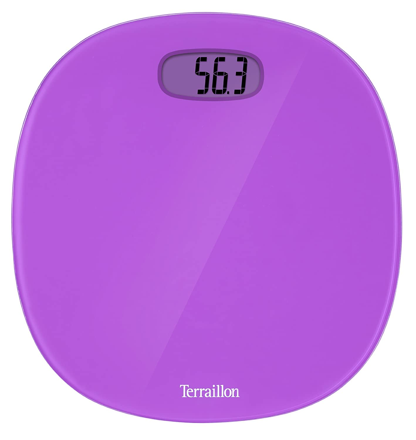 Terraillon Pop Purple Voilet Electronic Bathroom Scale