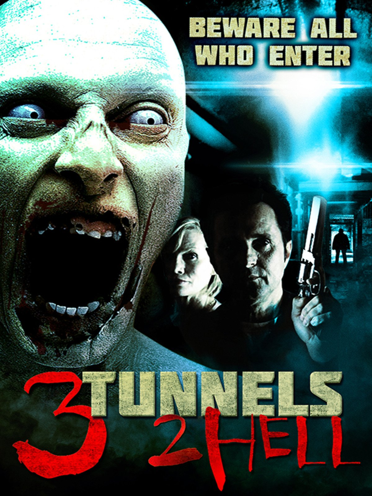 3 Tunnels 2 Hell on Amazon Prime Video UK