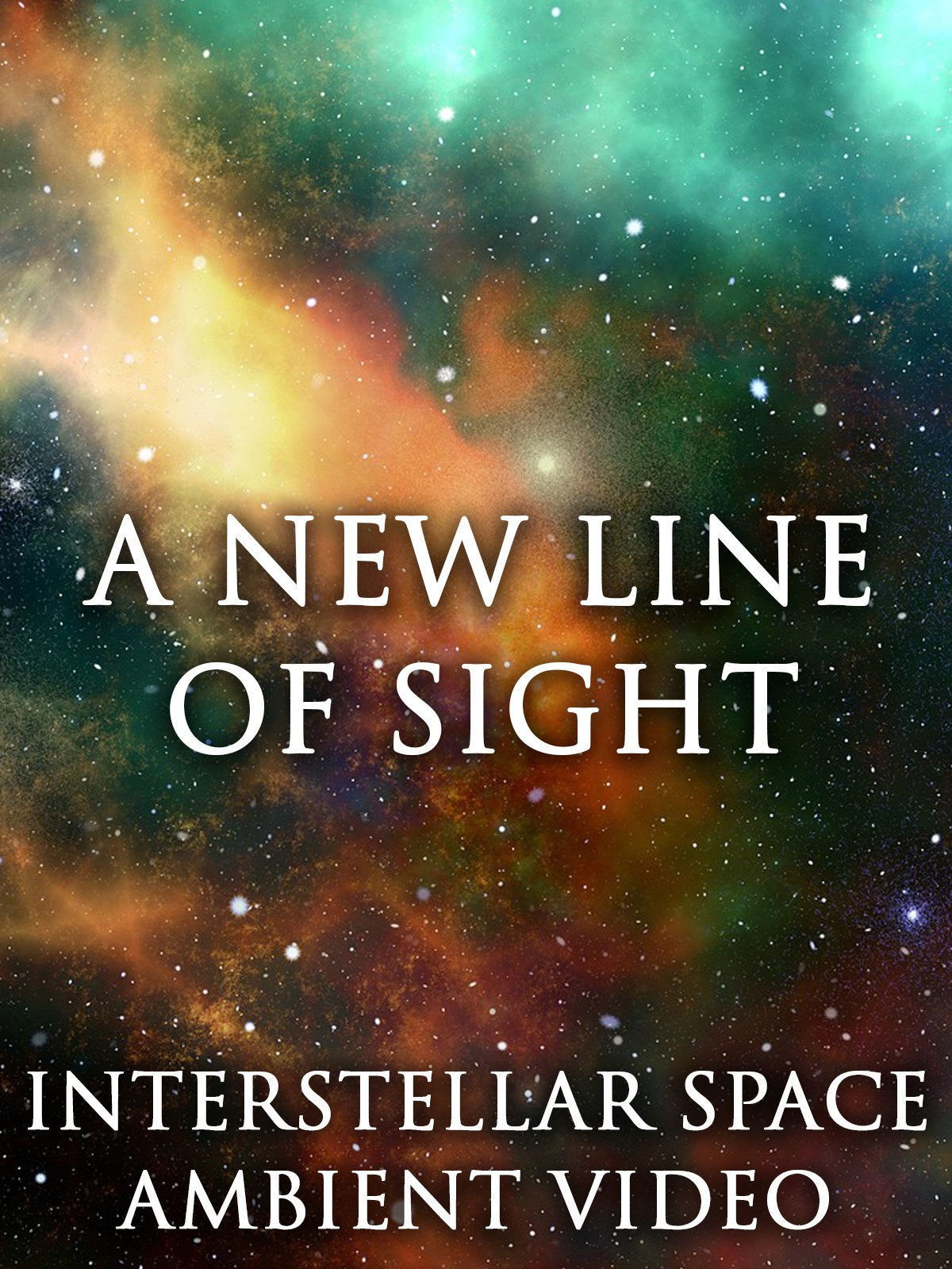A New Line of Sight: Interstellar Space Ambient Video