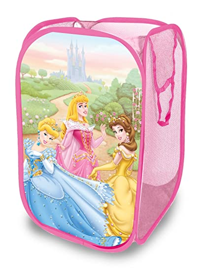 Delta Children Toy Box White: Disney Princess Crib Bedding Happily Ever After
