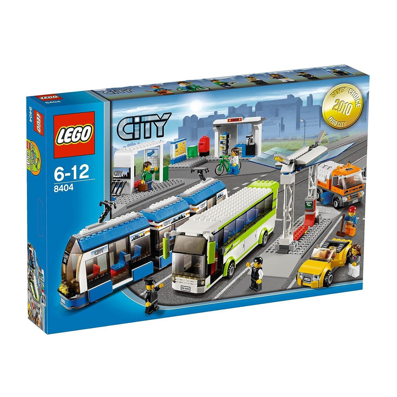 Lego 8404 City Bus und Tramstation jetzt kaufen