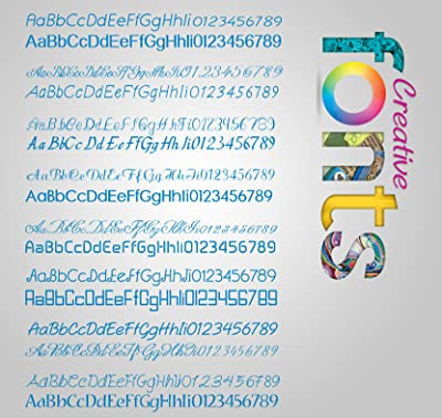 Creative Fonts [Download]