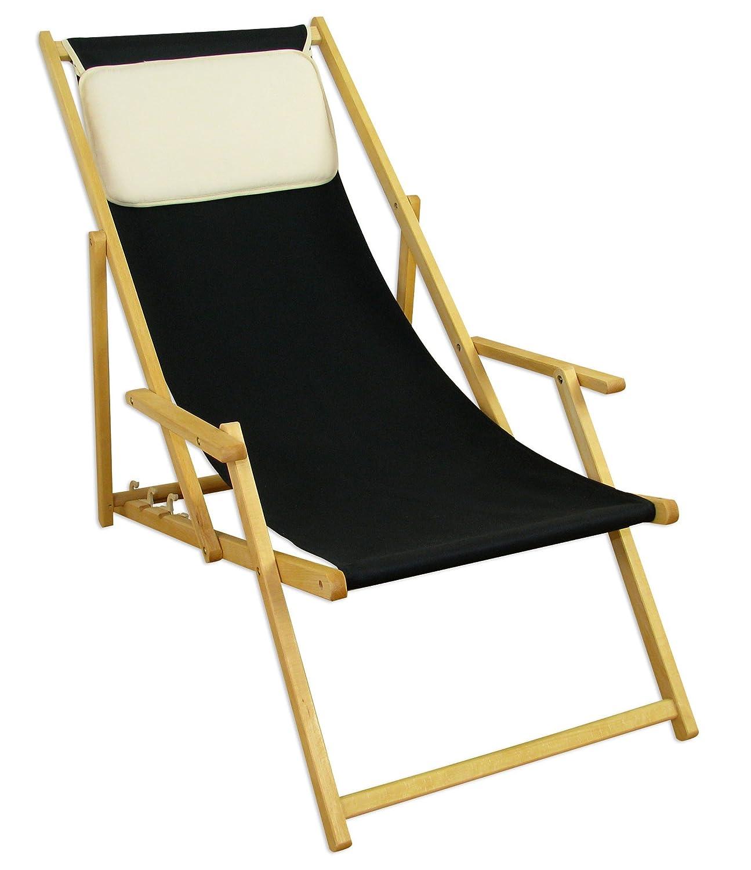 sonnenliege gartenliege deckchair saunaliege beige online. Black Bedroom Furniture Sets. Home Design Ideas