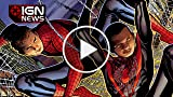 Spider-Man Miles Morales to Join The All-New, All-Different...