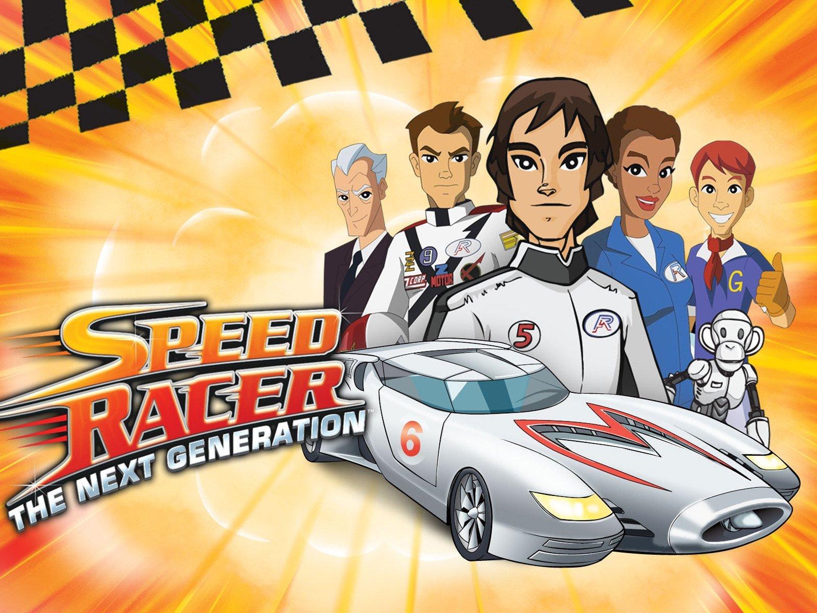 Speed Racer: The Next Generation on Amazon Prime Video UK