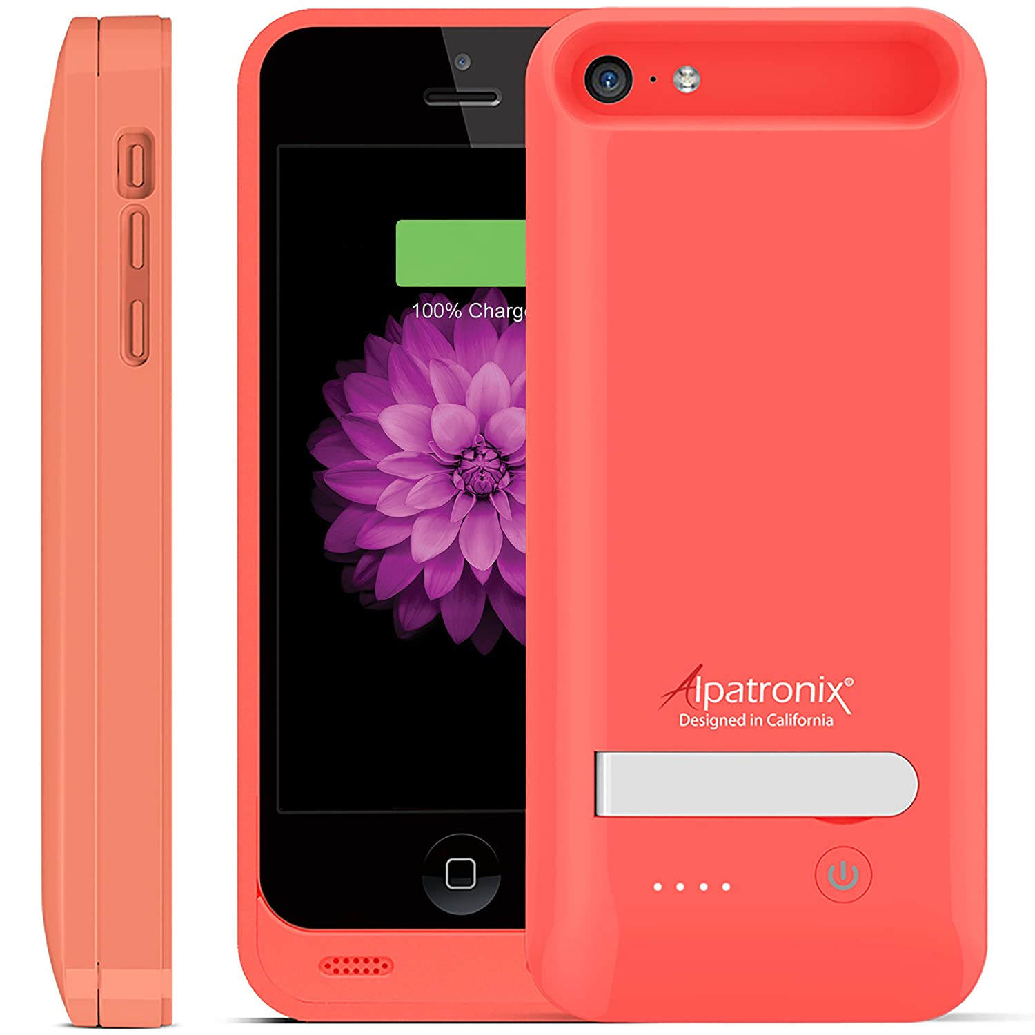 Apple Iphone 5s Charger Case Iphone 5s/5/5c Battery Case