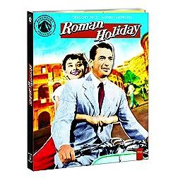 Paramount Presents: Roman Holiday [Blu-ray]