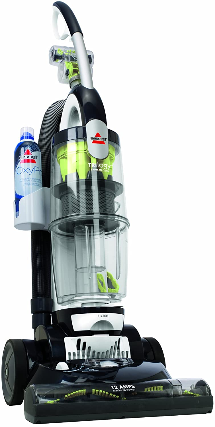 BISSELL Trilogy Bagless Upright Vacuum, Titanium, 81M9 at Sears.com