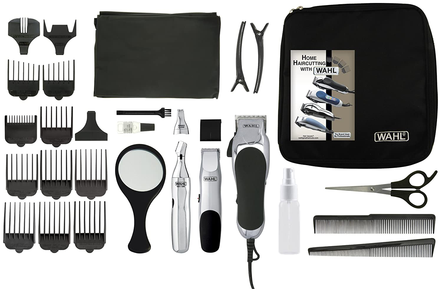 Wahl Home Barber Kit #79524-3001