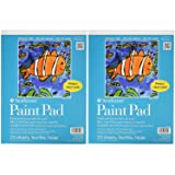 Strathmore 27-209 100 Series Youth Paint Pad, 9