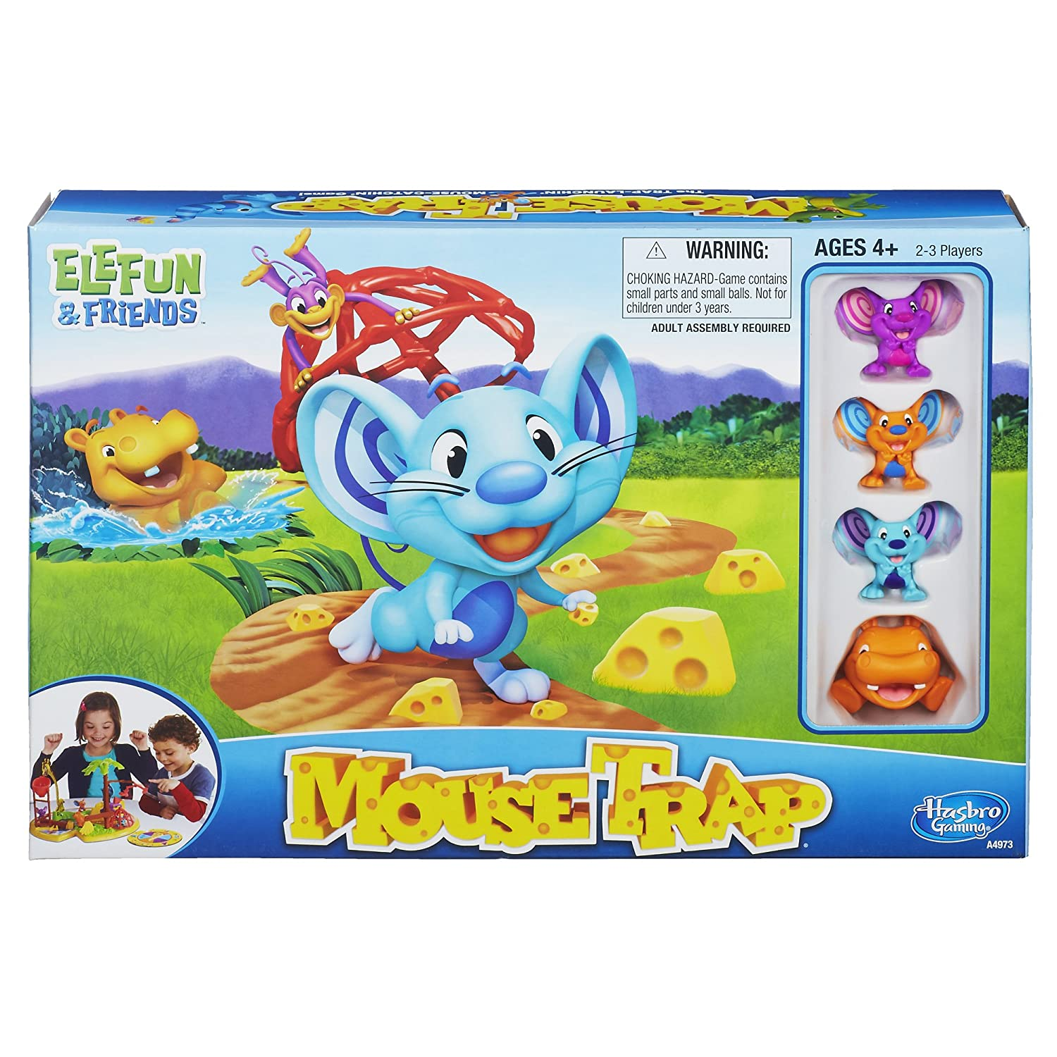 Board Game Traps Mouse Trap Toys Games