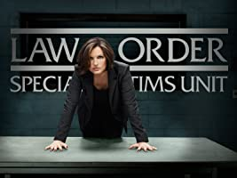 Law & Order: Special Victims Unit Season 16 [OV]