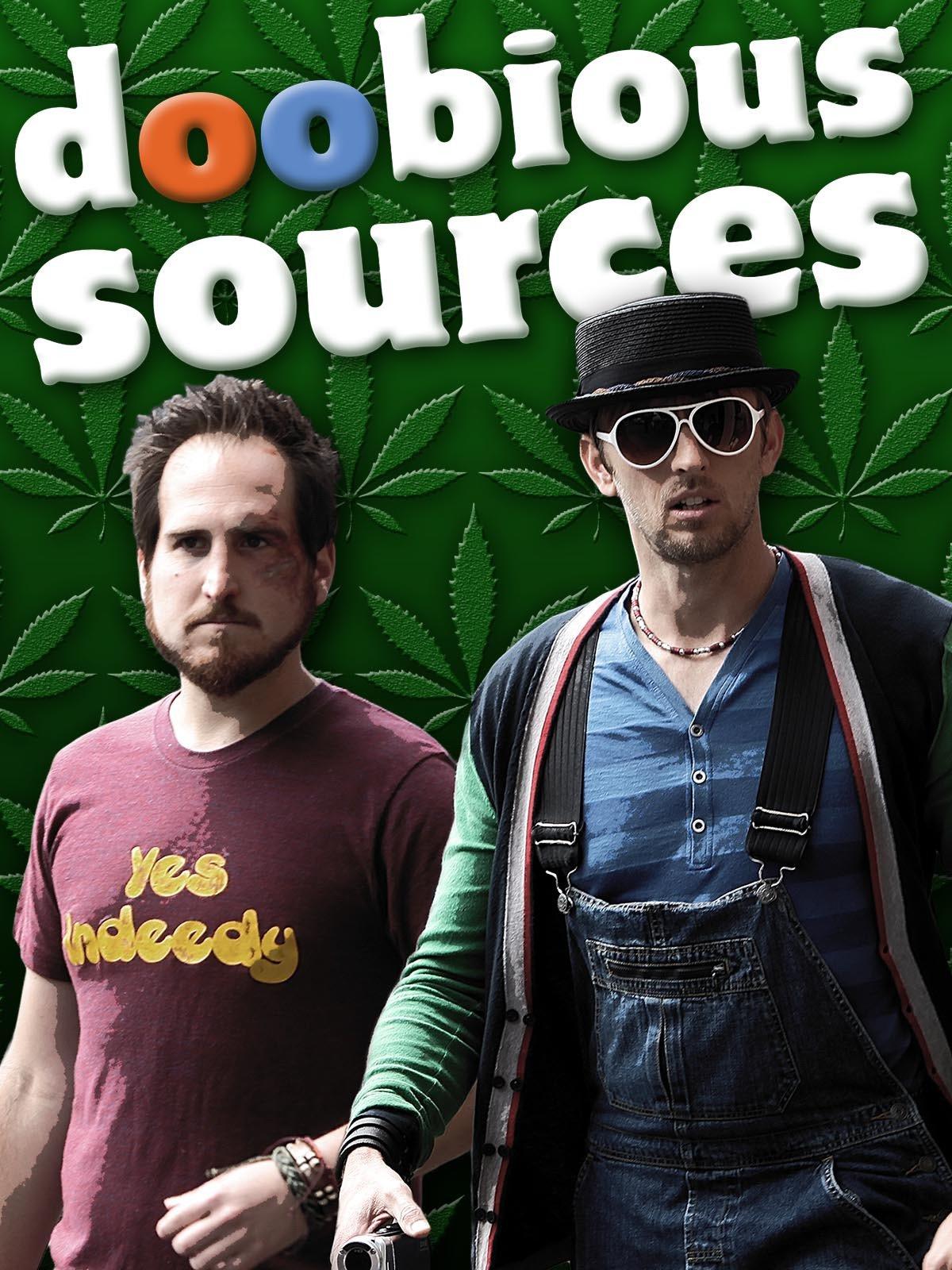 Doobious Sources on Amazon Prime Video UK