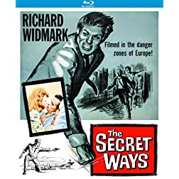 The Secret Ways [Blu-ray]