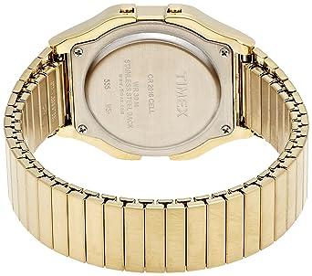 Homme Digitale Timex Original T78677d7 Quartz Montre D9HeE2IYW