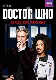Book Cover: Doctor Who: Season 10, Part 1