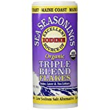 Sea Seasonings Triple Blend Flakes 1 Ounces by Maine Coast