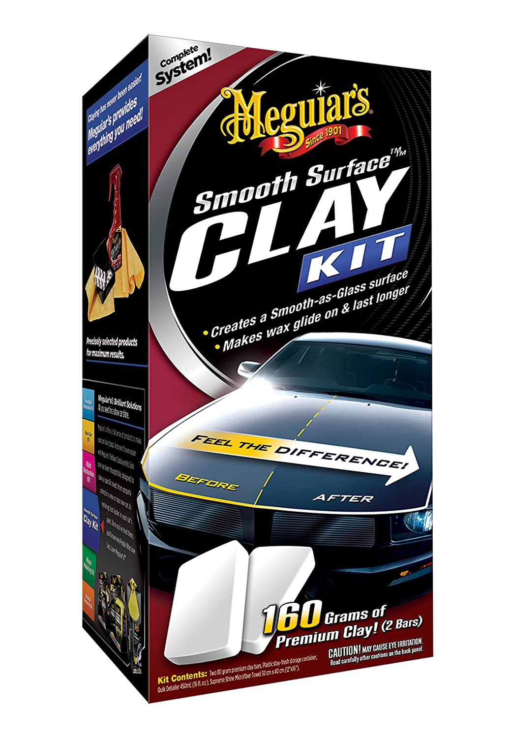Meguiar S Smooth Surface Clay Kit G1016 Price In Pakistan