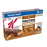 Special K Protein Meal Bars, Chocolate Peanut Butter, 19 oz (12 Count) (Tamaño: 1 Pack)