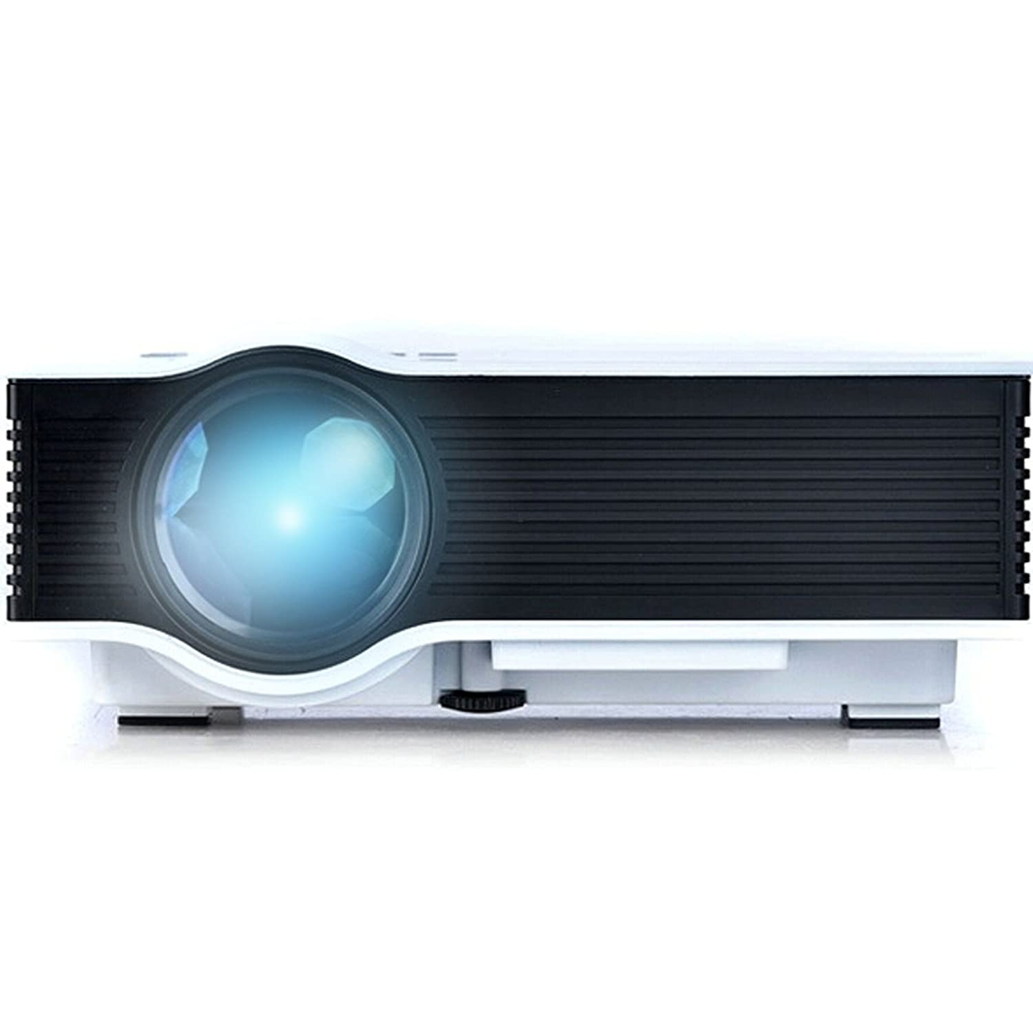ERISAN Updated UC40 Pro Mini Portable LCD LED Home Theater Cinema Game Projector HD 1080P 800 Lumens IP/IR/USB/SD/HDMI