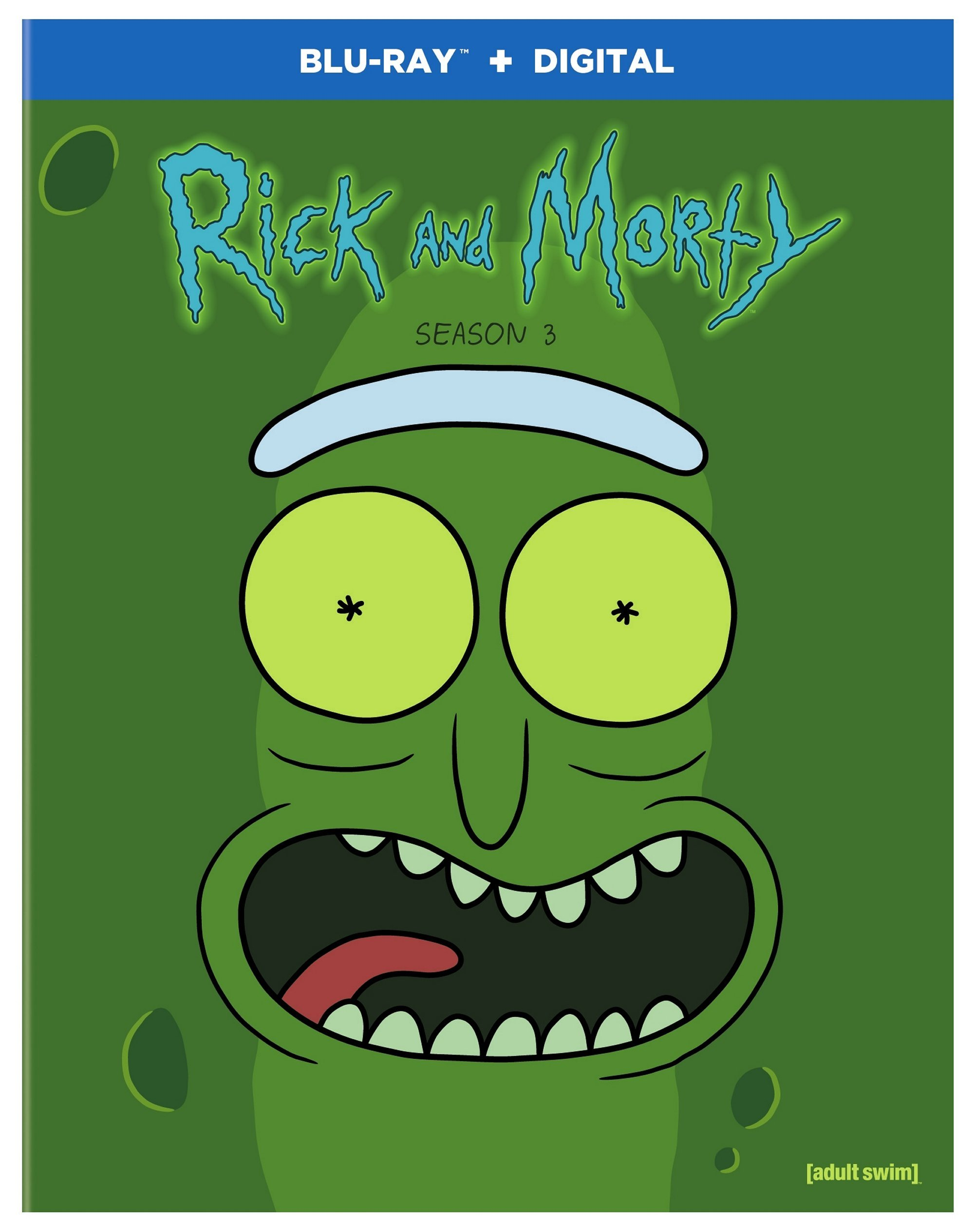 Buy Rick Morty Season 3 Now!