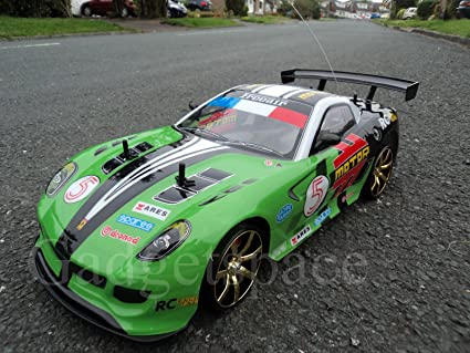 Ferrari Gto Style 4wd Drift