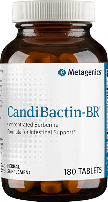 Candibactin-BR by Metagenics