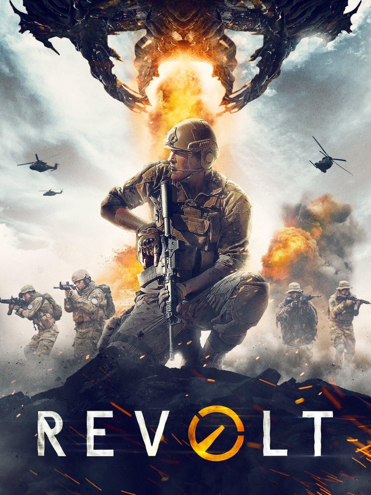 Revolt on Amazon Prime Video UK