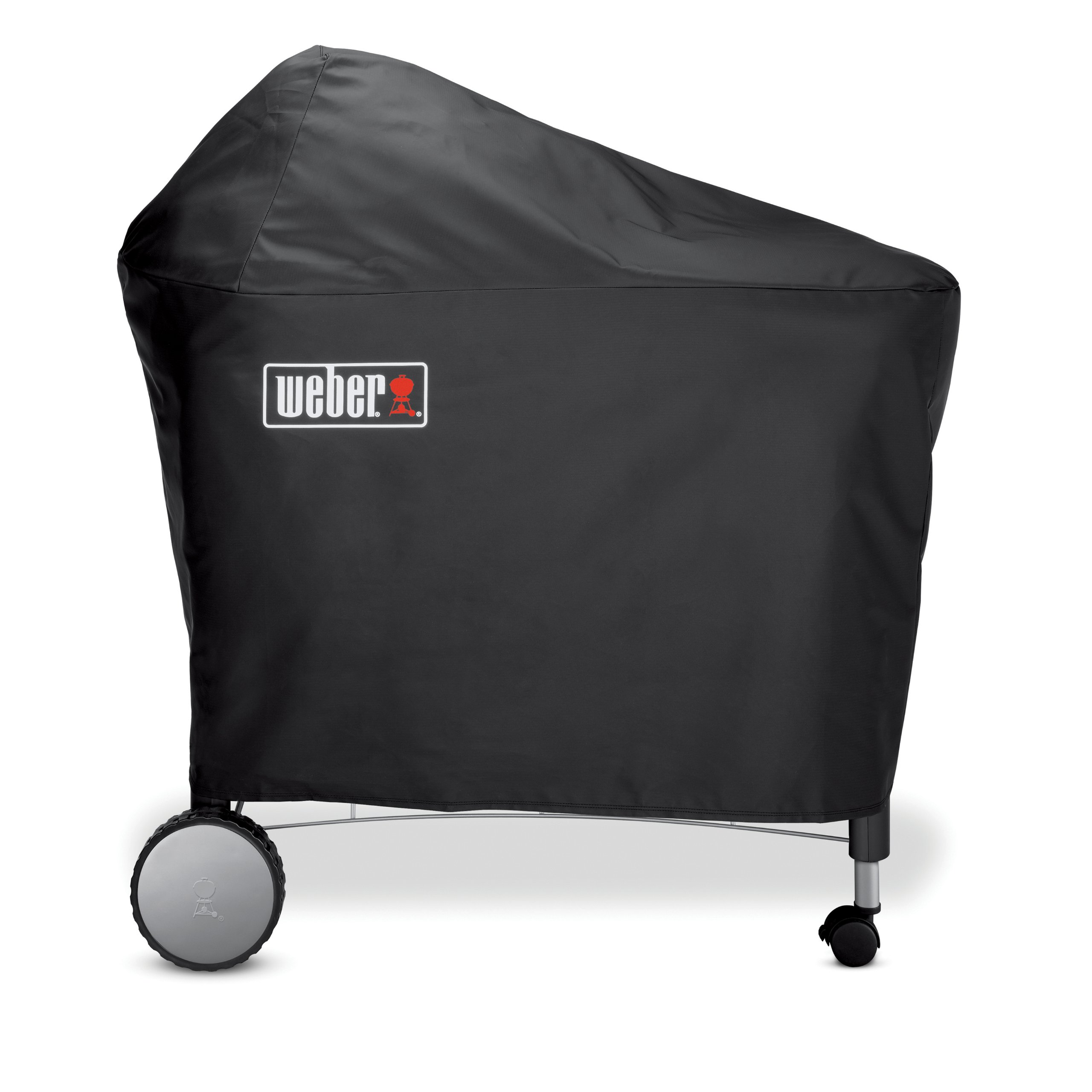 weber 7455 premium cover fits weber performer grills ebay. Black Bedroom Furniture Sets. Home Design Ideas