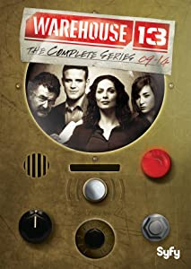 Warehouse 13: Complete Series