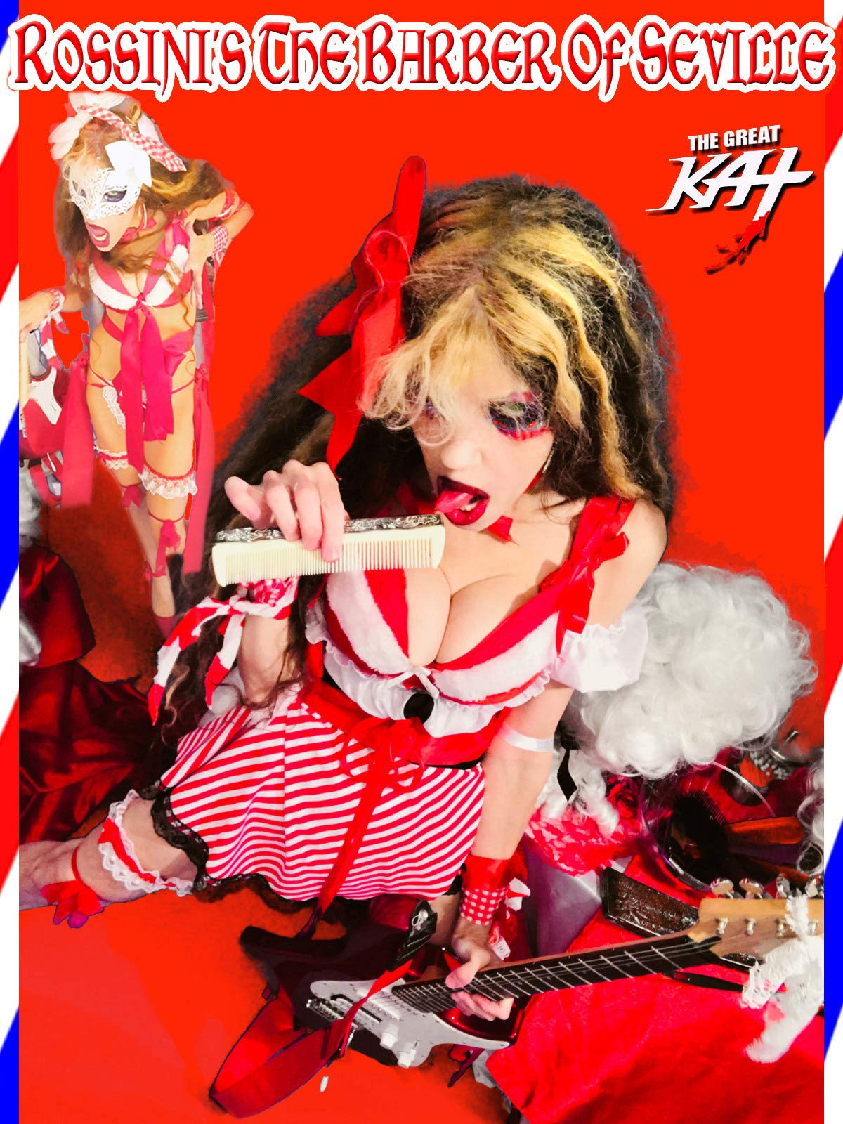 The Great Kat - Rossini's The Barber Of Seville on Amazon Prime Instant Video UK