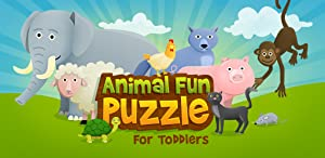 Animal Fun Puzzle for Toddlers from winterworks GmbH