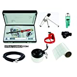 Harder and Steenbeck Infinity CR 2in1 airbrush value kit by SprayGunner