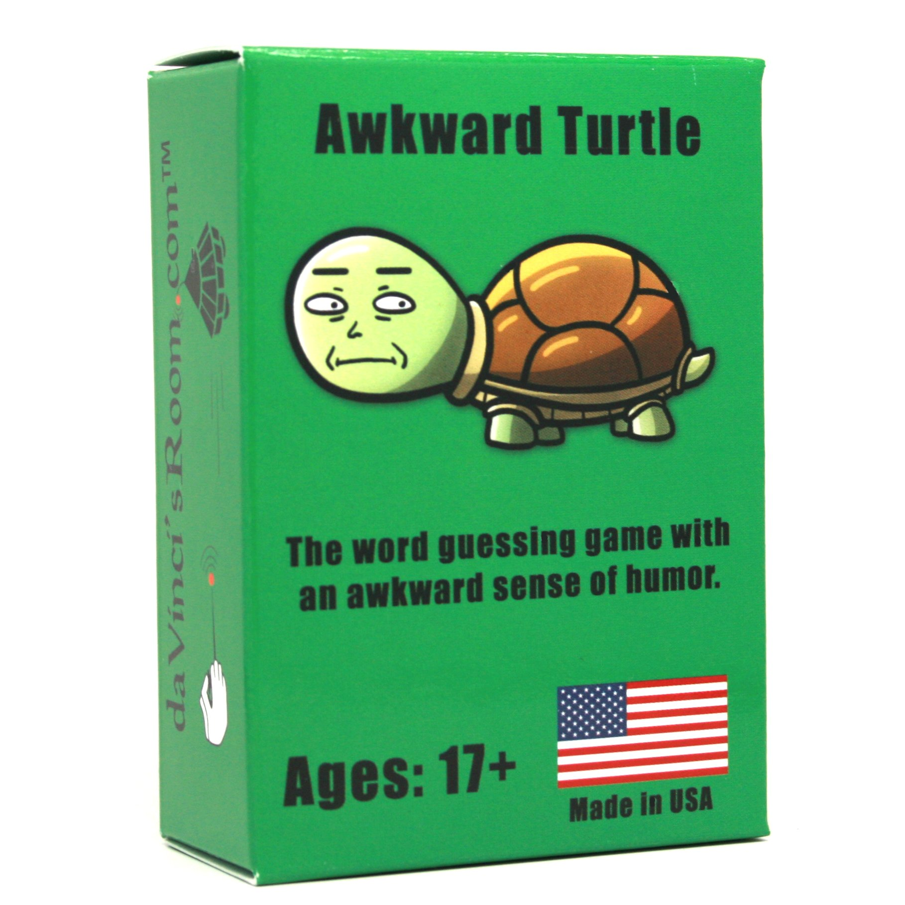 Buy Awkward Turtle Now!