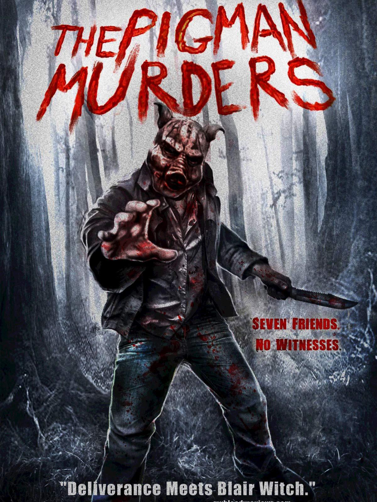 The Pigman Murders on Amazon Prime Video UK