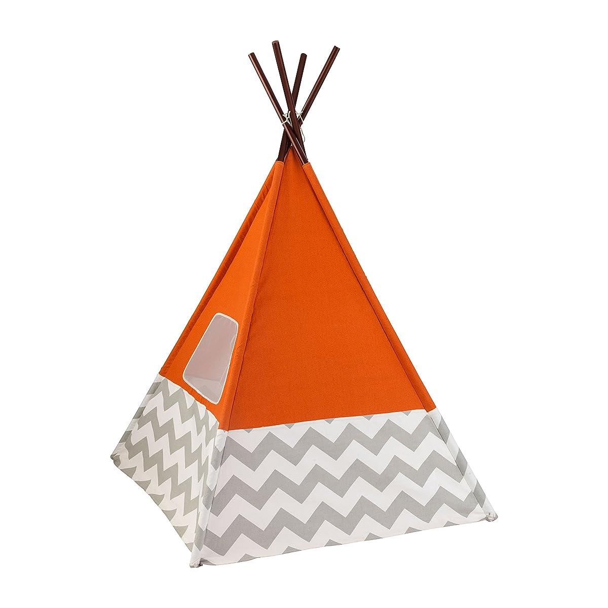 KidKraft Teepee, Orange